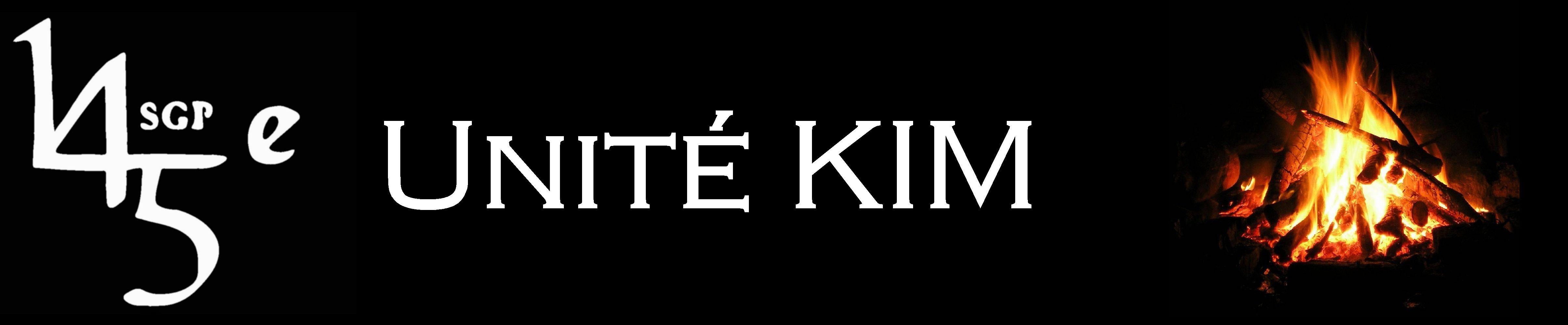 145 Unité KIM